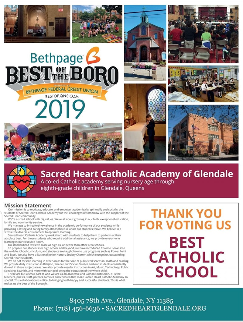 best of the boro flyer